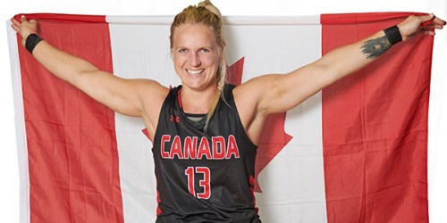 Dandeneau's triple-double leads Canada past Great Britain at Paralympics