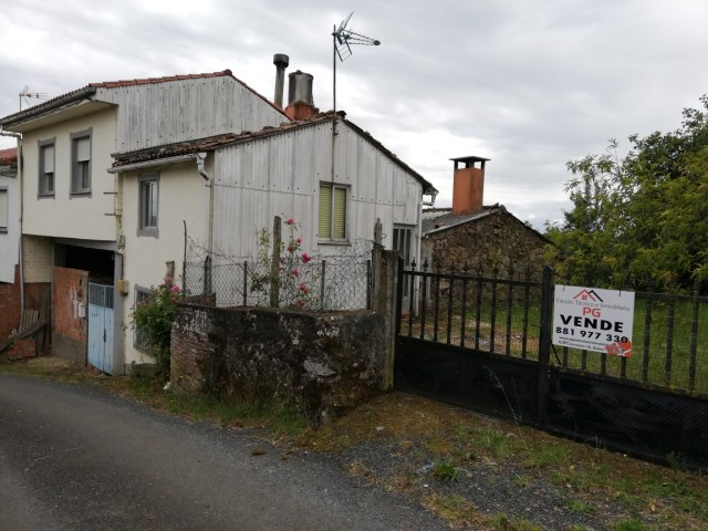Casa en Piñor – Melide
