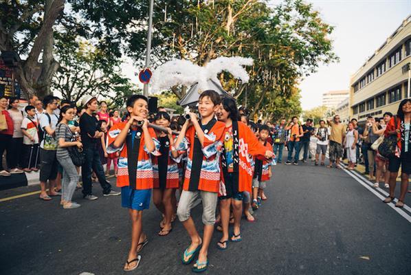 Penang Yosakoi Parade