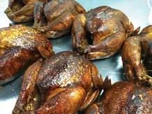 BBQ Chickens