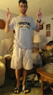 On June 9, 2017, I purchased a grey 2017 Eastern Conference Champions T-shirt at Giant Eagle. I really like the shirt!