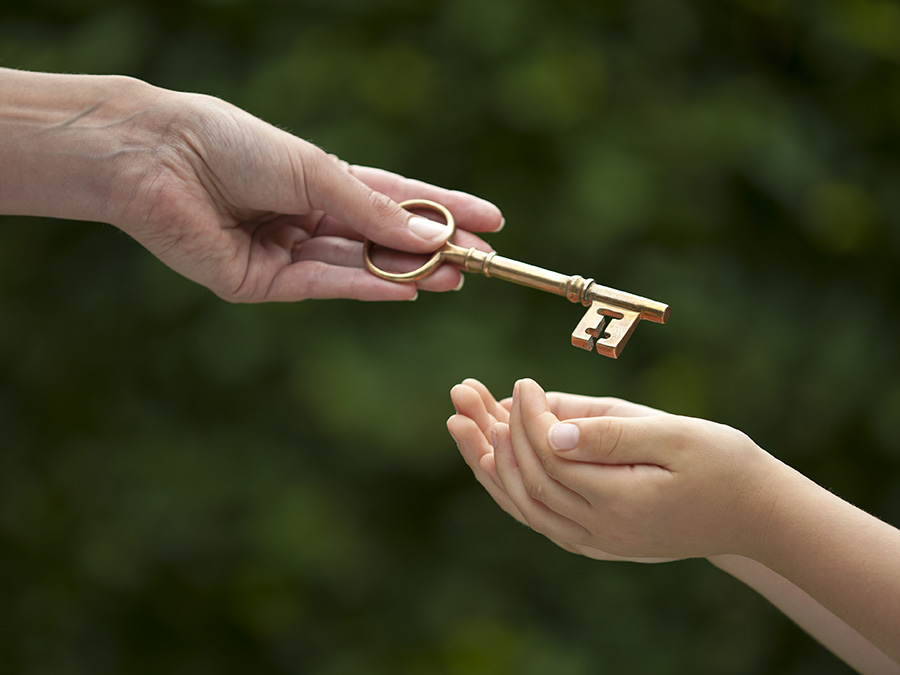 Can you choose what you inherit from your loved one when they die?  I say you can!