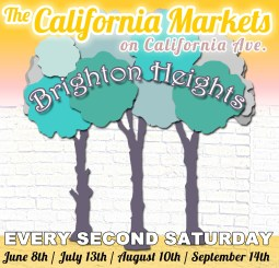 California Market: Puppet Parade
