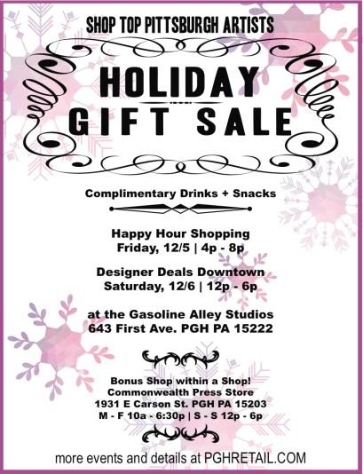 Designer Holiday Gift Sale