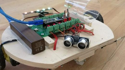 Arduino Roboter Bausatz