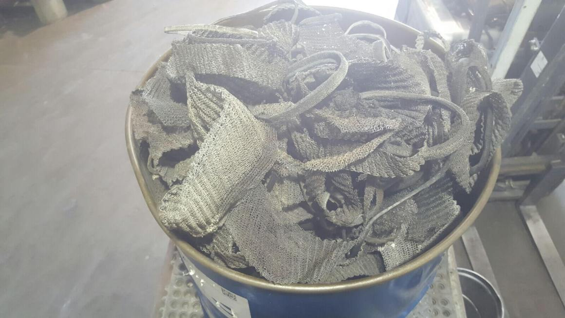 recycle catalytic converters 316 stainless steel