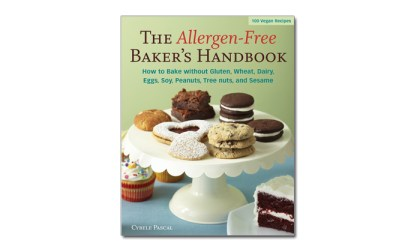 The Allergen-Free Baker's Handbook by Cybele Pascal.