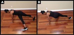 Get is shape with sit out workout.