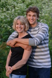 Nick Goepper and mother Linda