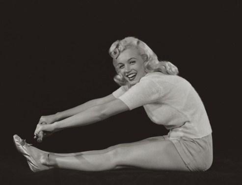 marilyn yoga