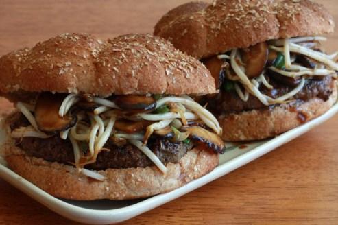 Daring Gourmet Shanghai Burgers