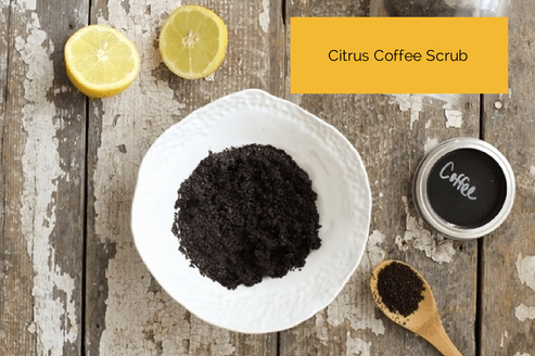 Citrus Coffee Scrub (1)
