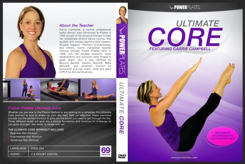 DVD PowerPilates