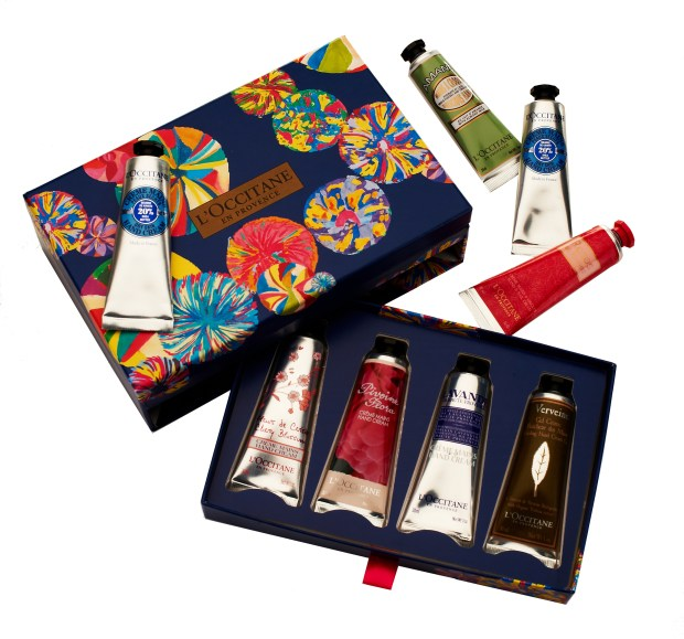LOccitane_A259688_Set of Eight Hand Creams