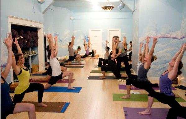 Yoga Tree San Francisco | Spryliving.com