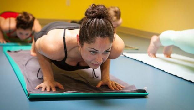 Spira Power Yoga | Spryliving.com