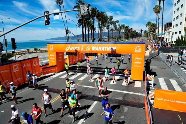 ASICS LA Marathon | Spryliving.com