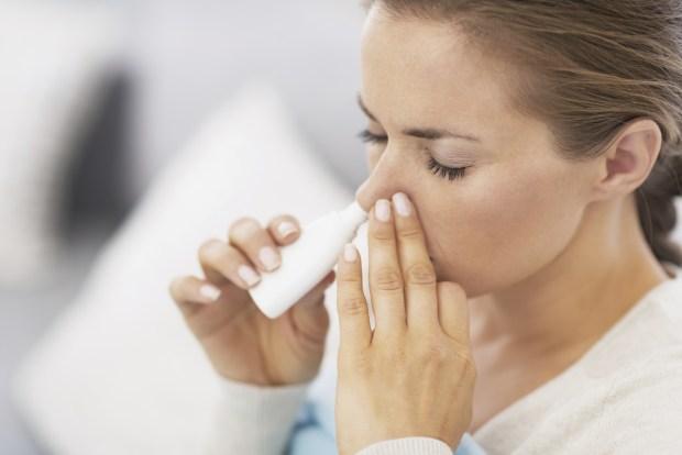 Saltwater Nasal Spray   Spryliving.com