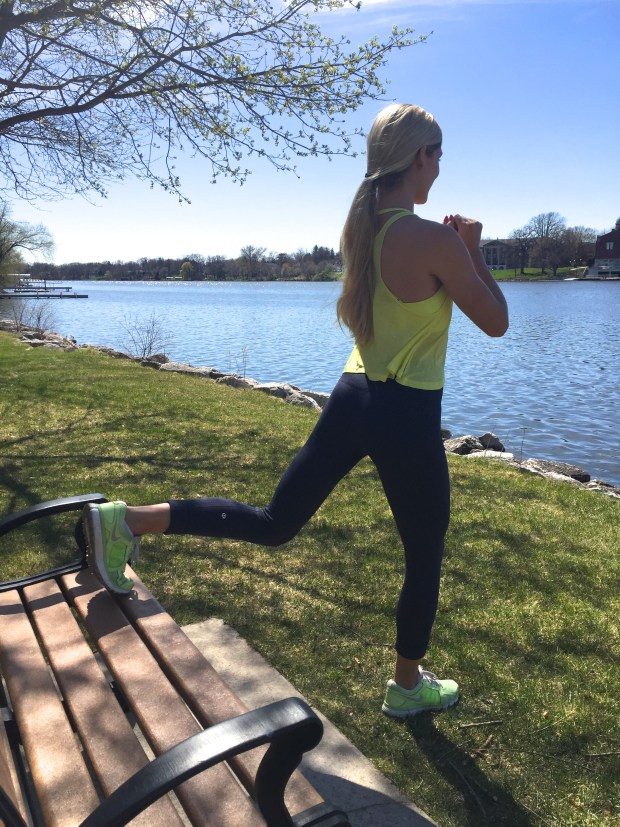 Outdoor Park Workout Spry Living