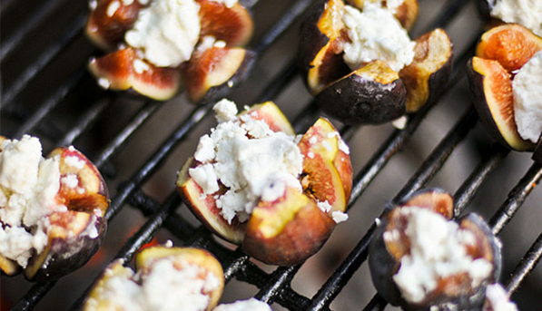 Grilled Figs | SpryLiving.com