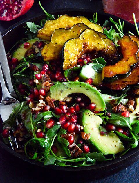 20 Salads to Get You Through the Winter Read more: 20 Salads to Get You Through the Winter | Food | PureWow National Sign Up For PureWow's Daily Email
