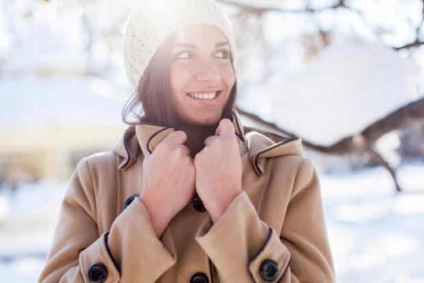 cold weather skin damage