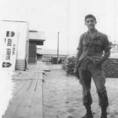 Patrick Smith in Vietnam learning his trade