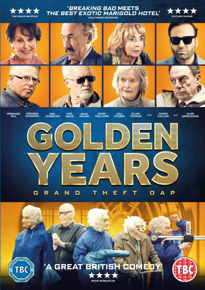 Golden Years (feature film) sound recordist (second unit)