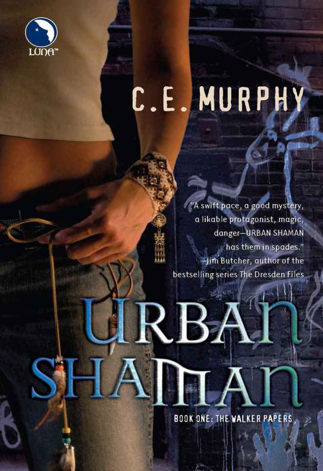 Urban Shaman -Pretty okay Urban Fantasy read.