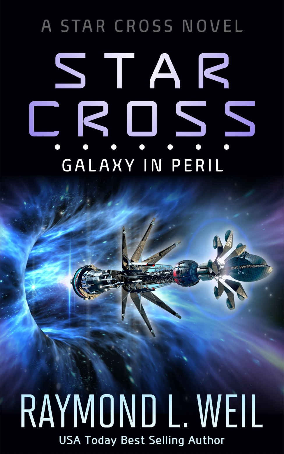 Galaxy in Peril: My kind of story.