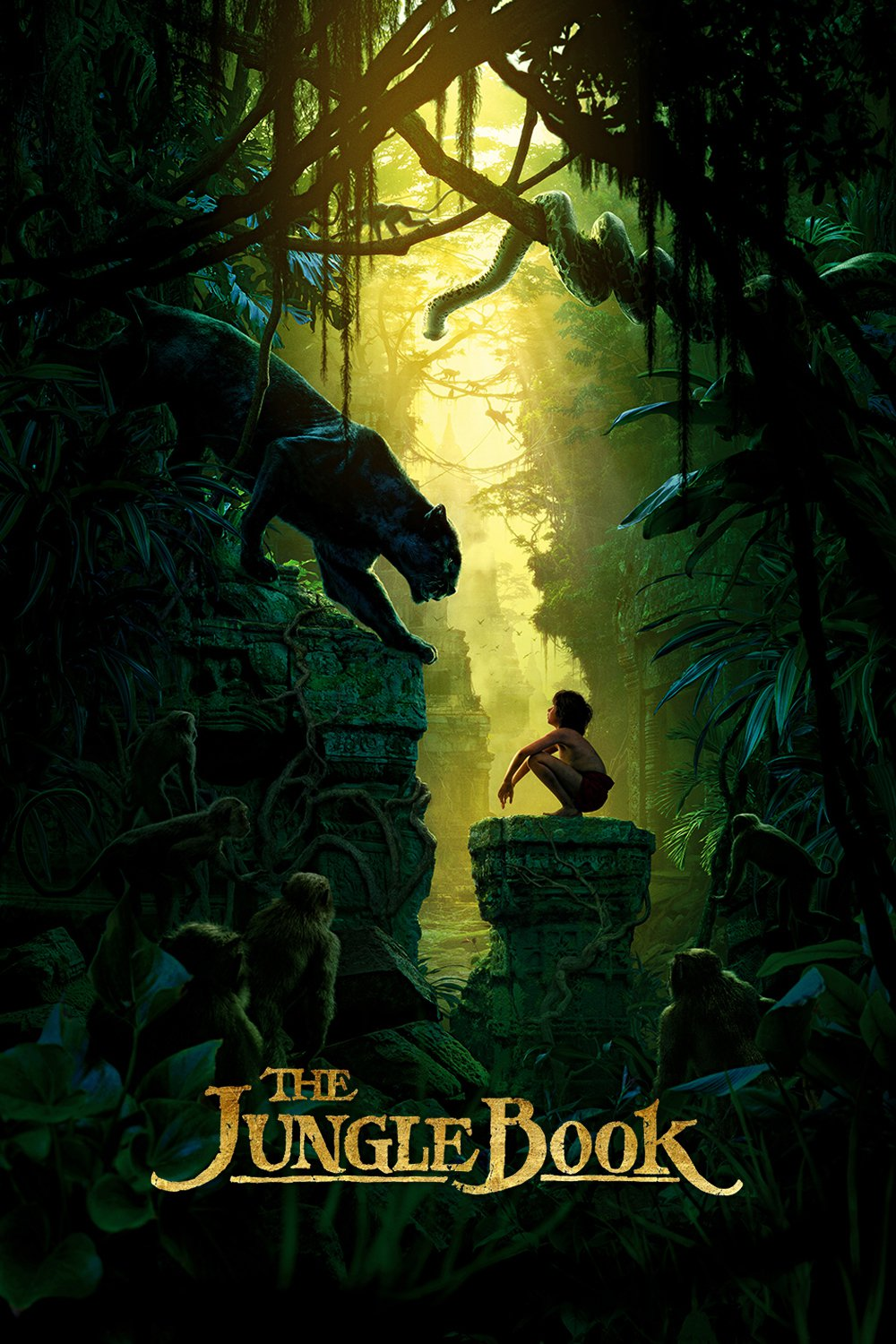 The Jungle Book (2016): Definitely a good family movie.