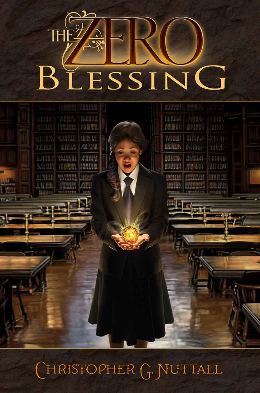 Zero Blessing: Yet another read worthy series from Christopher Nuttall