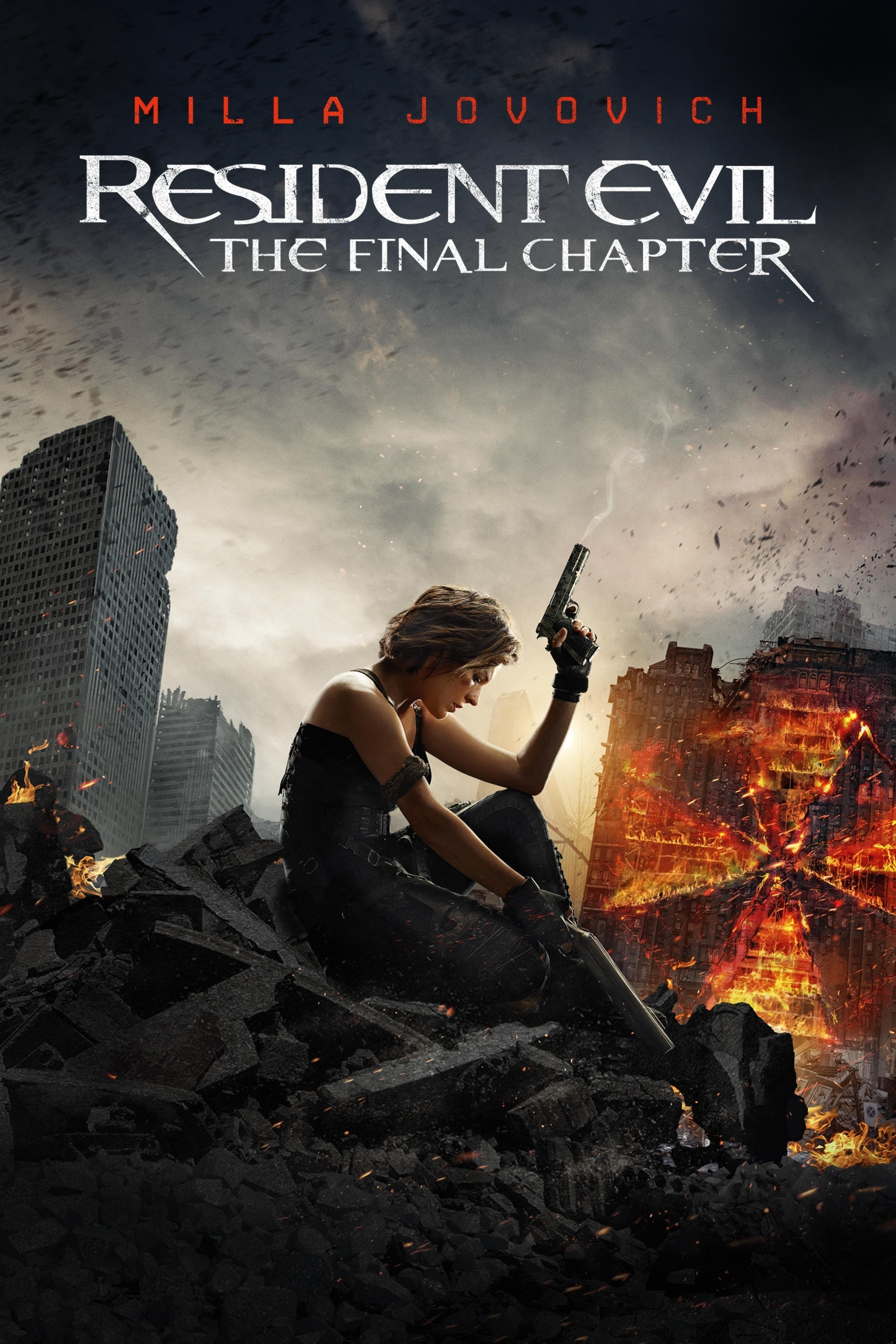 Resident Evil – The Final Chapter: Good action feast. Script? That's nitpicking.