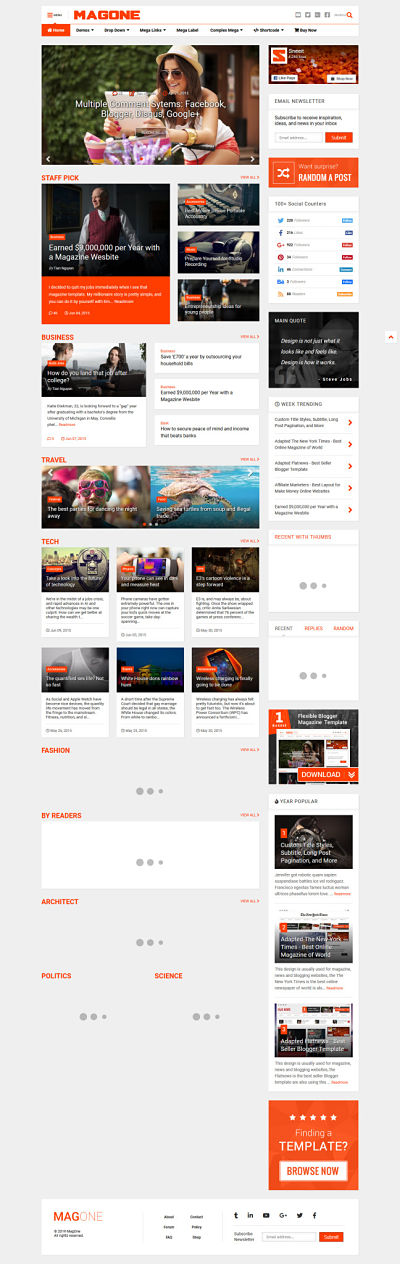 12leaves.com presents the best collection of free ecommerce templates which you can download absolutely free of charge. Blogger Ecommerce Templates Free Download