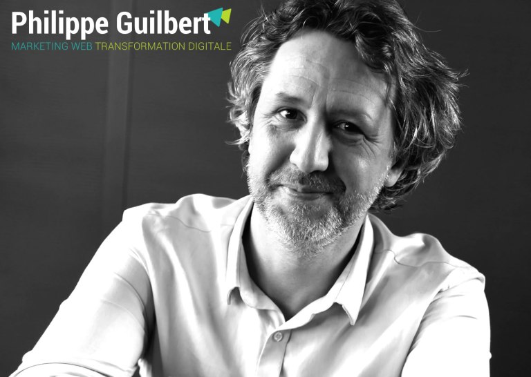 Philippe Guilbert - Marketing Web & Transformation Digitale