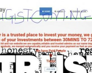 TrustoPay.com - Here Come with 200% Return HurryNow!