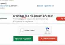 Plagiarism checker | Free Grammarly Checker