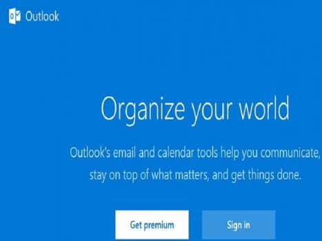 Outlook.com – Organize Your World   Email and Calendar