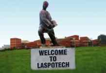 Laspotech Transcript Application & Document Verification