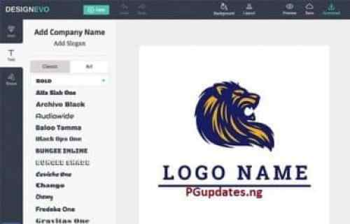 DesignEvo Download - Review Best Free Online Logo Maker