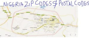 Postal & Zip Codes Of Nigeria States, Local Govt And Streets