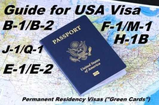 Exchange Visitor Program (J 1 VISA) - Get Details