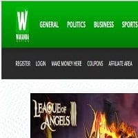 Wakanda Assurance Login | Make Money Reading Post & Commenting