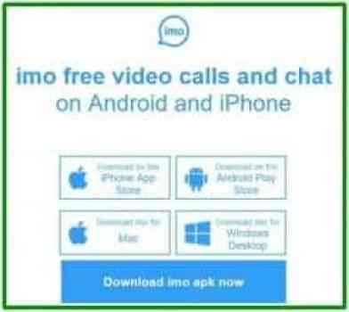 Download IMO Messenger App | Make Free Video Calls