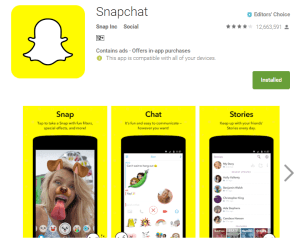 Sign Up Snapchat Account | Download Snapchat On iPhone