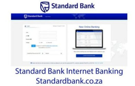 Standardbank.co.za | Standard Bank Internet banking Login