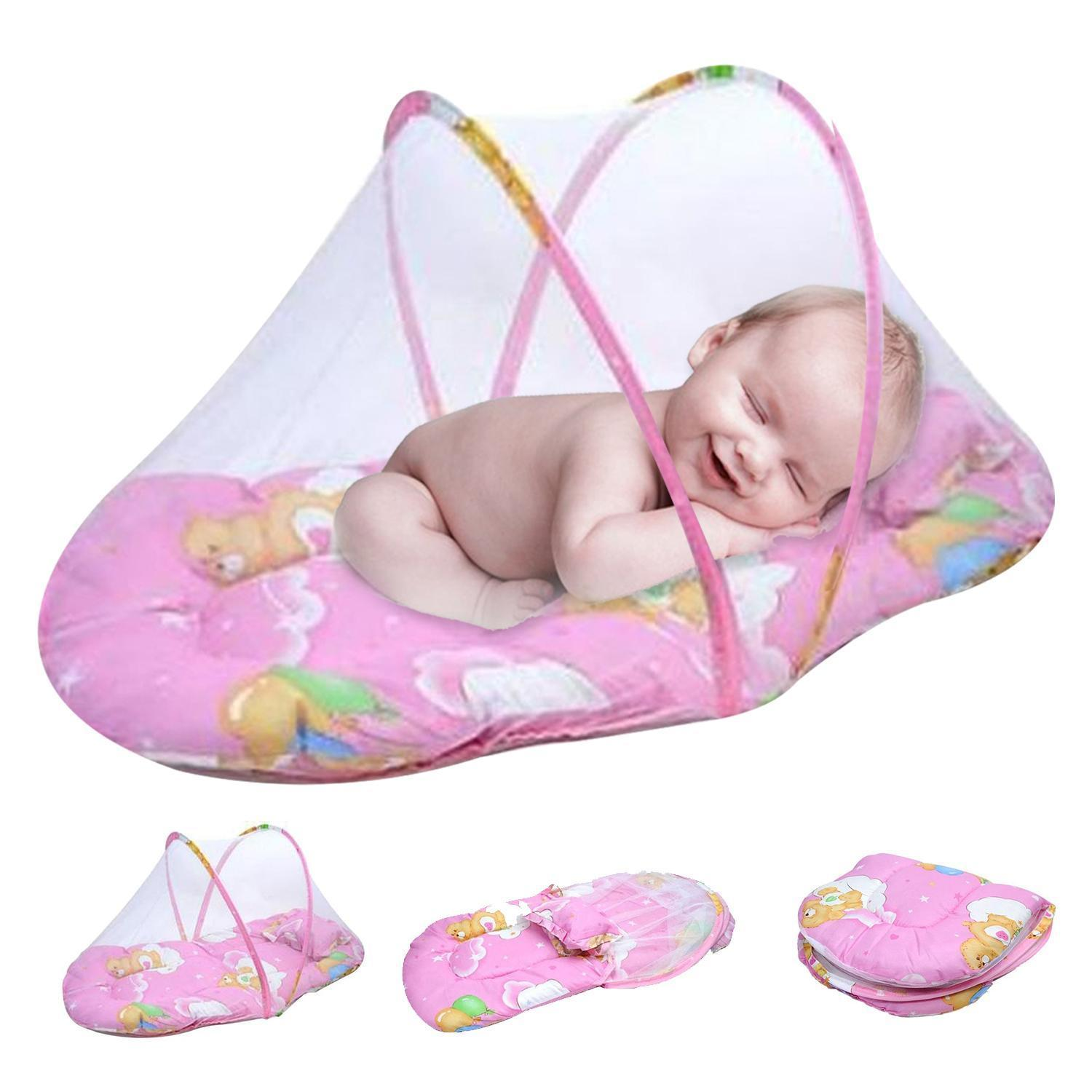 insect mosquito net mattress cradle