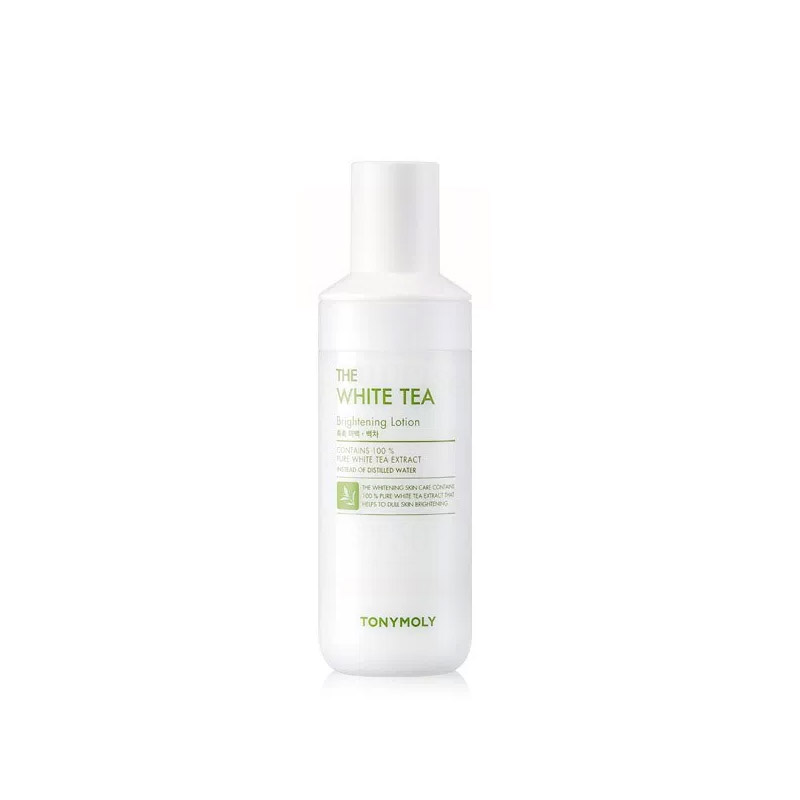 TONYMOLY-The White Tea Brightening Lotion
