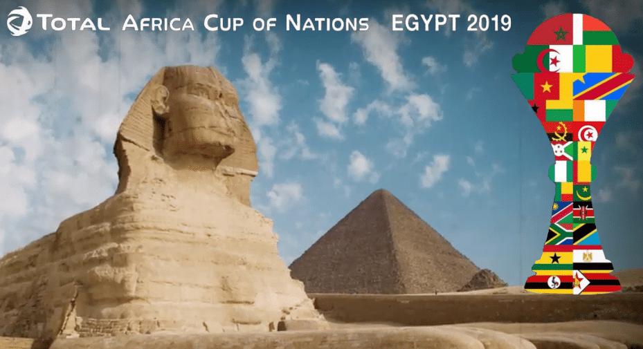 Copertina Coppa d'Africa