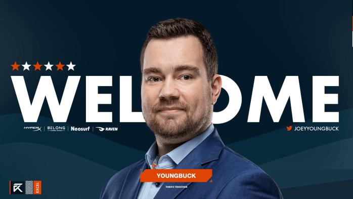 Youngbuck - Excel Esports